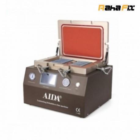 دستگاه گلس زنی 5 کاره AIDA _تمییز در حد