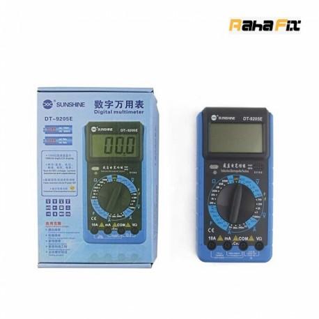 مولتی متر دیجیتالی  SUNSHINE 9205E