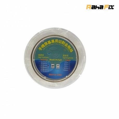 سيم جداکننده گلس  100 متر (0.08mm)